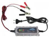Chargeur de batterie automatique voiture moto bateaux 12V 6-100 AH