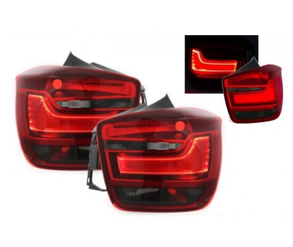 Feux Arri 232 Res Led Design Black Line Rouge Noir Bmw Serie 1