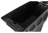 console centrale accoudoir + porte gobelet montage universel  - GO37516
