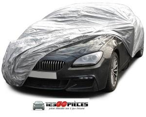 Bâche de protection voiture housse nylon taille L 432X165X119