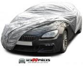 Bâche de protection voiture housse nylon taille XXL 533X178X119