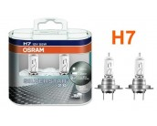 2 ampoules halogènes H7 Osram silverstar 2.0 55w 12v