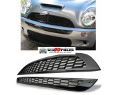 calandres noires 2 parties BMW MINI COOPER S R53 2001-2006