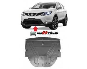 cache protection sous moteur (central) Nissan QASHQAI 02/2014 au 06/2017
