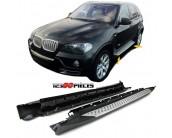 Marche pieds Aluminium BMW X5 (E70) 2007-2013