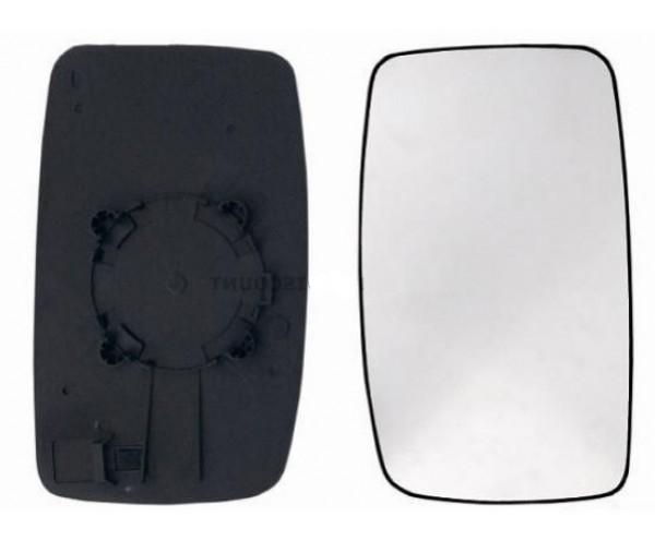 glace pour r troviseur 1 glace droit passager fiat scudo. Black Bedroom Furniture Sets. Home Design Ideas