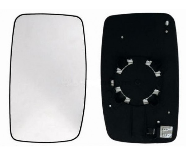 glace pour r troviseur 1 glace gauche chauffante fiat. Black Bedroom Furniture Sets. Home Design Ideas