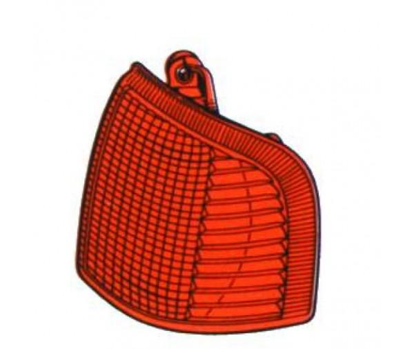 feu clignotant droit orange pour ford escort 1986 1990 24. Black Bedroom Furniture Sets. Home Design Ideas