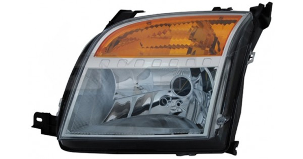 phare avant gauche clignotant orange pour ford fusion 2005 2012 89 90 pi ces de rechange. Black Bedroom Furniture Sets. Home Design Ideas