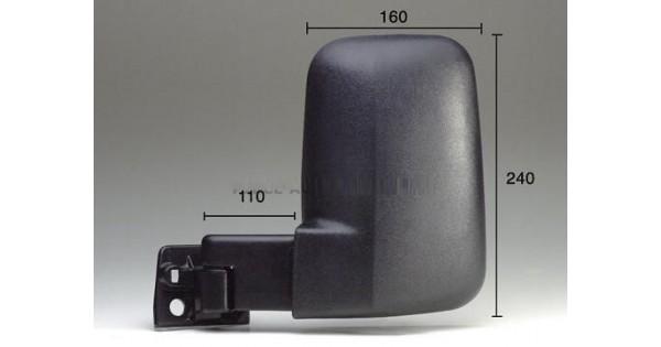 r troviseur gauche pour ford transit mk3 1986 1991 39 90 pi ces de rechange pi ces auto neuves. Black Bedroom Furniture Sets. Home Design Ideas