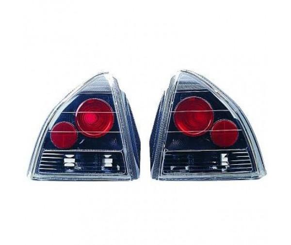 Honda Prelude 1992 1996 Control Arm: Paire De Feux Arrières Design Noir Honda PRELUDE 1992-1996