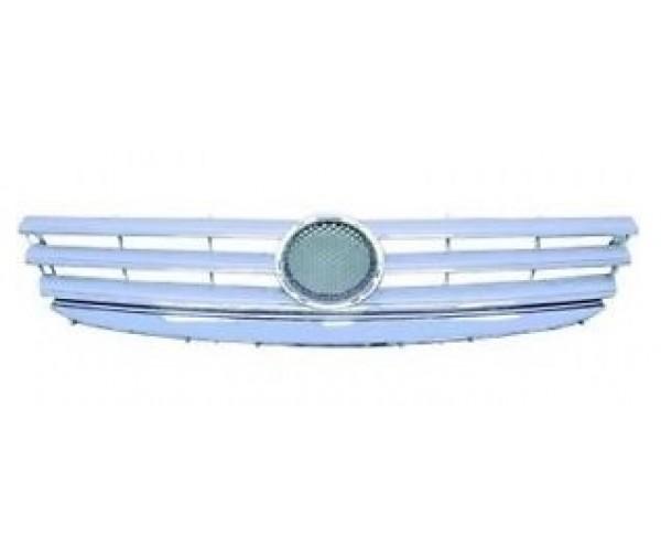 grille de calandre mercedes classe a w169 2004 2008 169 20. Black Bedroom Furniture Sets. Home Design Ideas