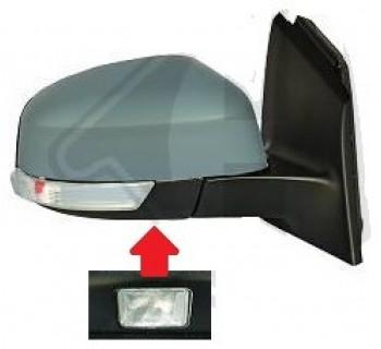 r troviseur gauche lectrique chauffant rabattable ford focus 2011 109 90 pi ces de. Black Bedroom Furniture Sets. Home Design Ideas